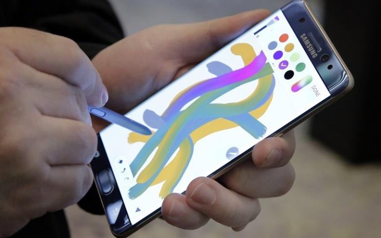 Les déboires de Samsung liés au Galaxy Note 7