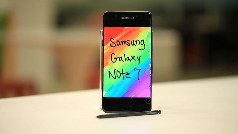 Samsung parviendra-t-il à se relever après le fiasco du Galaxy Note 7 ?