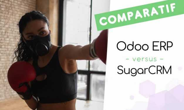 Odoo ERP VS Sugar CRM : avantages et inconvénients