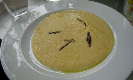 Purée de pois chiches – Hummus (Serrouda) (الحمص)