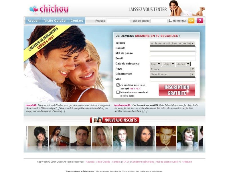 site de rencontre chichou images de sites de rencontres