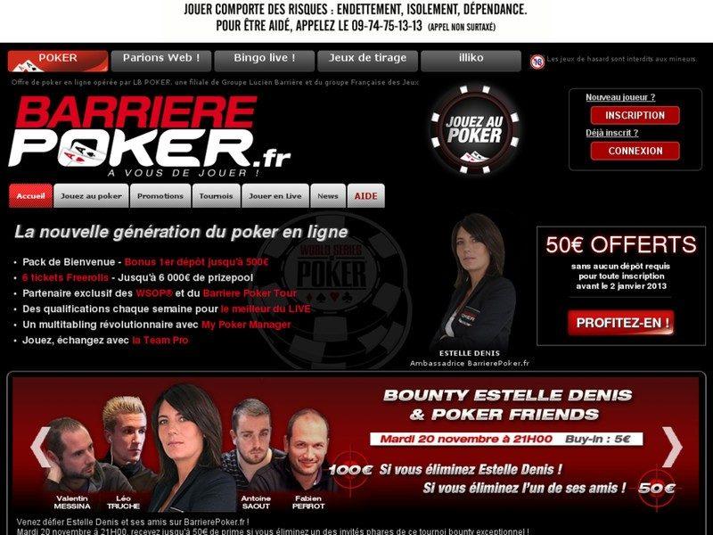 Barrierepoker.fr