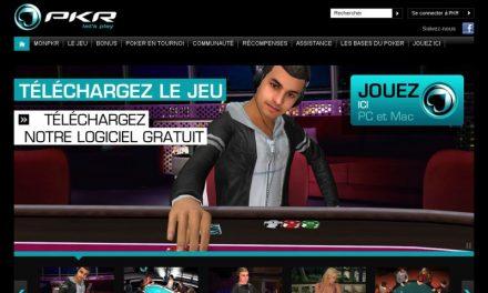 Pkr.fr : poker en ligne 3D et gratuit
