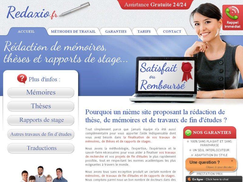 Redaxio.fr