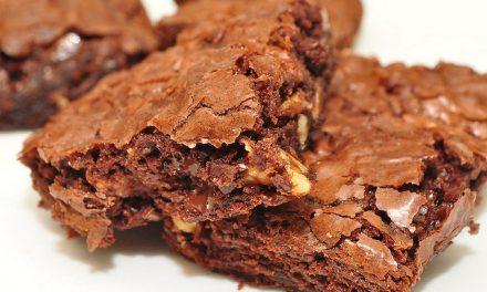 Brownie au chocolat et aux noix de pécan