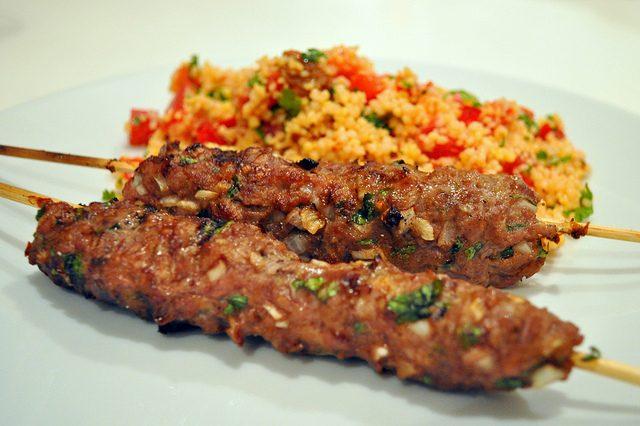 Kefta (ou kufteh/ köfte) (كفته)