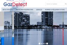 Location, vente et entretien de détecteurs de gaz