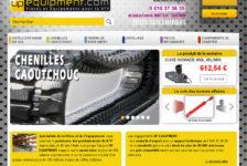 UP Equipment – pièces et équipements pour le BTP